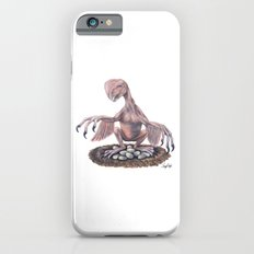 Pink Oviraptor iPhone 6s Slim Case