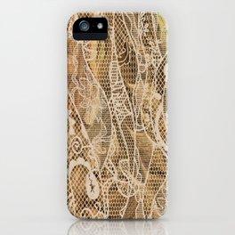Broonie iPhone Case