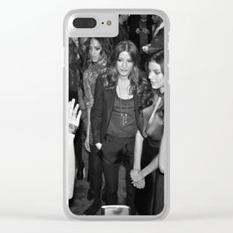 Model Mania (Pt. 7) Clear iPhone Case