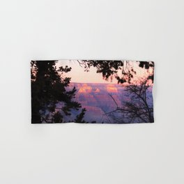 Sunset at Grand Canyon 2 Hand & Bath Towel
