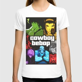 Ultimate Cowboy Bebop T-shirt