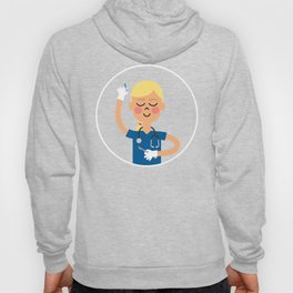 Surgery with a Smile Hoody