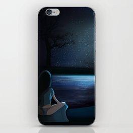 Dream until your dreams come true. iPhone Skin