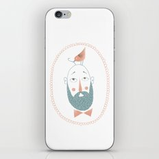 An Inconvenient Bird iPhone & iPod Skin