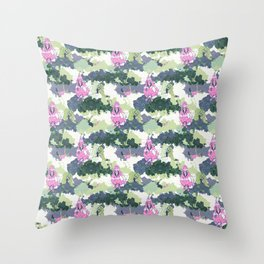 BANG BANG BOLMA Throw Pillow