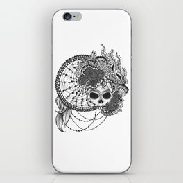 THE CATCHER iPhone Skin