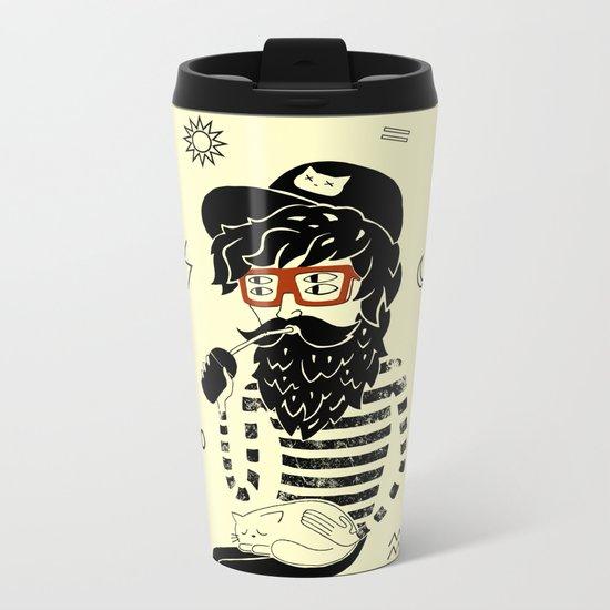 Dreamer Metal Travel Mug