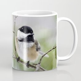 Chickadee Bird Coffee Mug