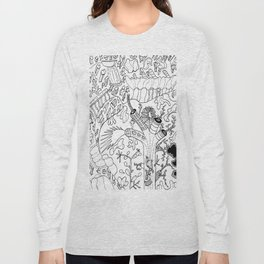 Amorphous Tree Long Sleeve T-shirt