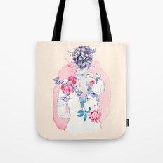 Undress me Tote Bag