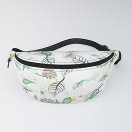 Hello, Autumn! Nature print Fanny Pack