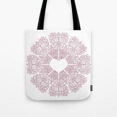 Love Lace Tote Bag