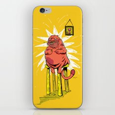 Nine Lives of Shame iPhone & iPod Skin