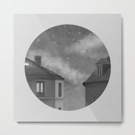 Rooftoppers - Chapter 17  Metal Print