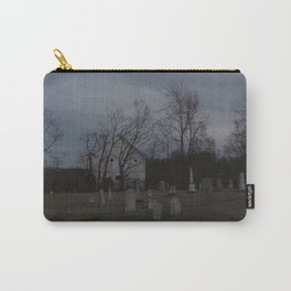 Little Cemetery on the Hill 1 Carry-All Pouch