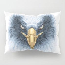 Eagle Face Pillow Sham