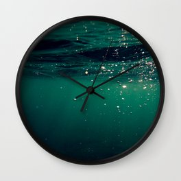 life aquatic Wall Clock