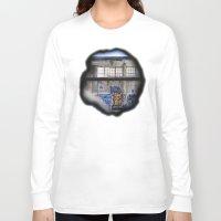portal Long Sleeve T-shirts featuring Portal by Calle de Rosa