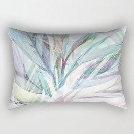 The Light of Shadow III Rectangular Pillow