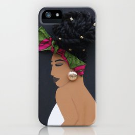 Head Wrap iPhone Case