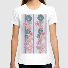 Dahlia Morning Glories T-shirt