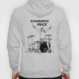 Drummers Rock Hoody