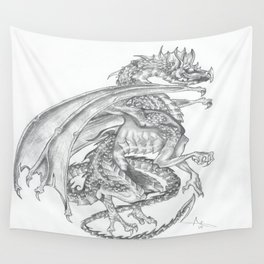 Death Dealers Wall Tapestry