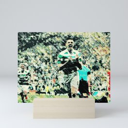Rogic Roars Into Invincibles Mini Art Print