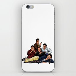 The Nothing Club iPhone Skin