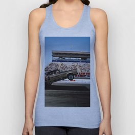 Hurst Hemi Under Glass Unisex Tank Top