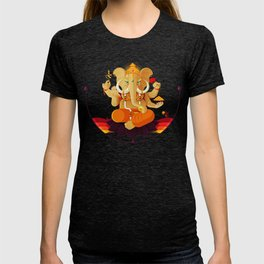 Ganesha   Animal Gods T-shirt