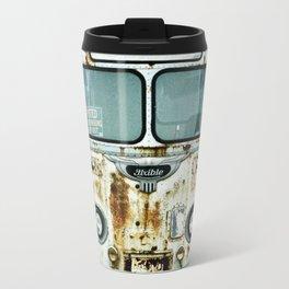 Rusty Bus Travel Mug