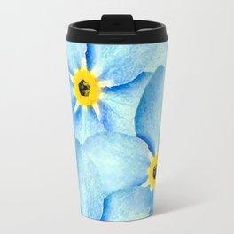 Forget Me Not Travel Mug