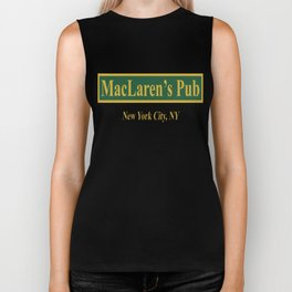 MacLaren's Pub, New York – How I Met Your Mother Biker Tank