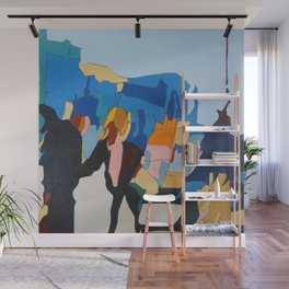 The Crossing Wall Mural