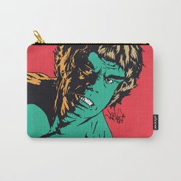 See Me Angry Carry-All Pouch