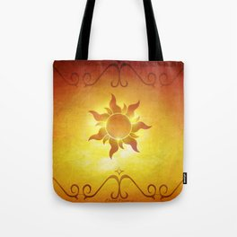 ...and at last i see the light! Tote Bag