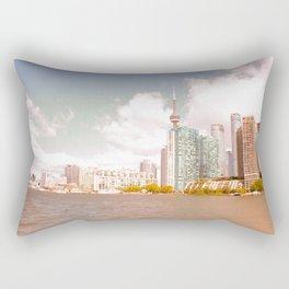 Toronto in a Dream Rectangular Pillow