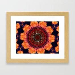 Crazy Flower Art #86 Framed Art Print