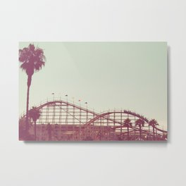 Coasters Views Metal Print