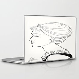 Holly Golightly Laptop & iPad Skin