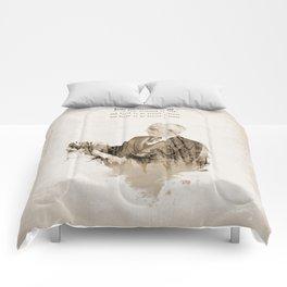 Miles To Go, Before I Sleep. Comforters