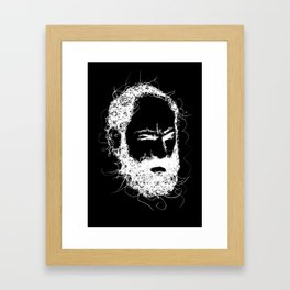 Monte Melkonian Framed Art Print