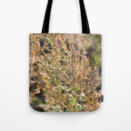 Autumn whisper Tote Bag