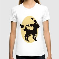 umbreon T-shirts featuring Umbreon by Polvo
