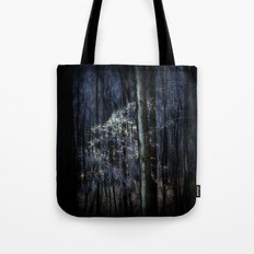 Late Fall In The Forest Tote Bag