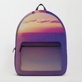Sunset on the Atlantic Ocean Backpack