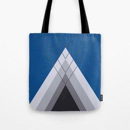 Iglu Lapis Blue Tote Bag