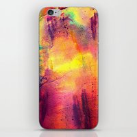 tie dye iPhone & iPod Skins featuring Tie Dye by Sarah Maybin