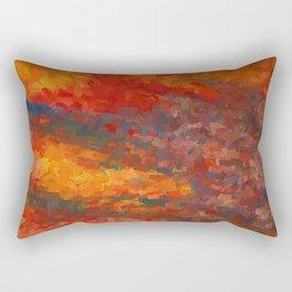 Deranged Rectangular Pillow